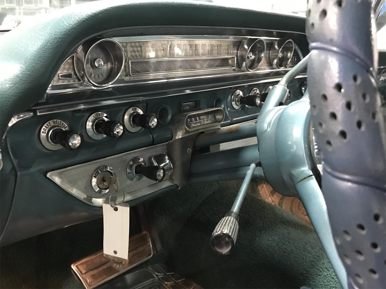 Large Picture of Classic 1962 Galaxie located in Illinois - $22,500.00 Offered by Studio Hotrods - PXD4