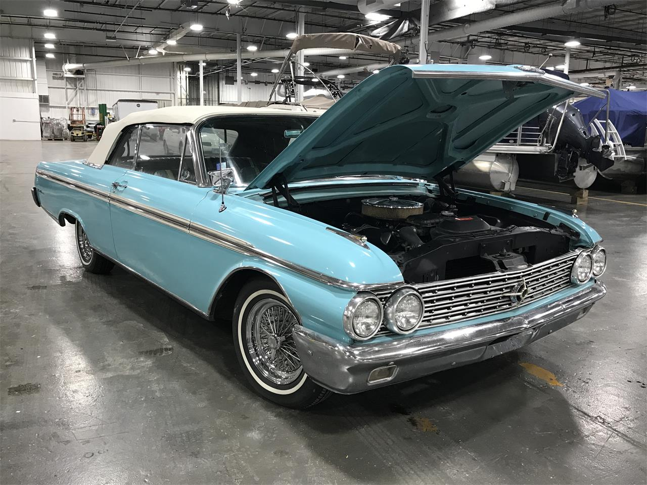 Large Picture of Classic 1962 Ford Galaxie located in Illinois - $22,500.00 - PXD4