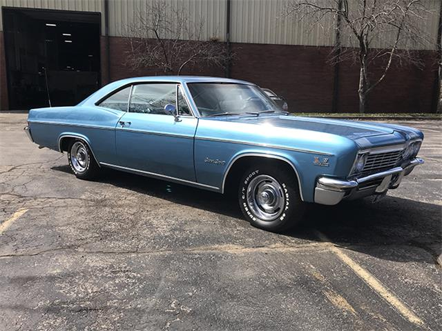 1966 Chevrolet Impala SS