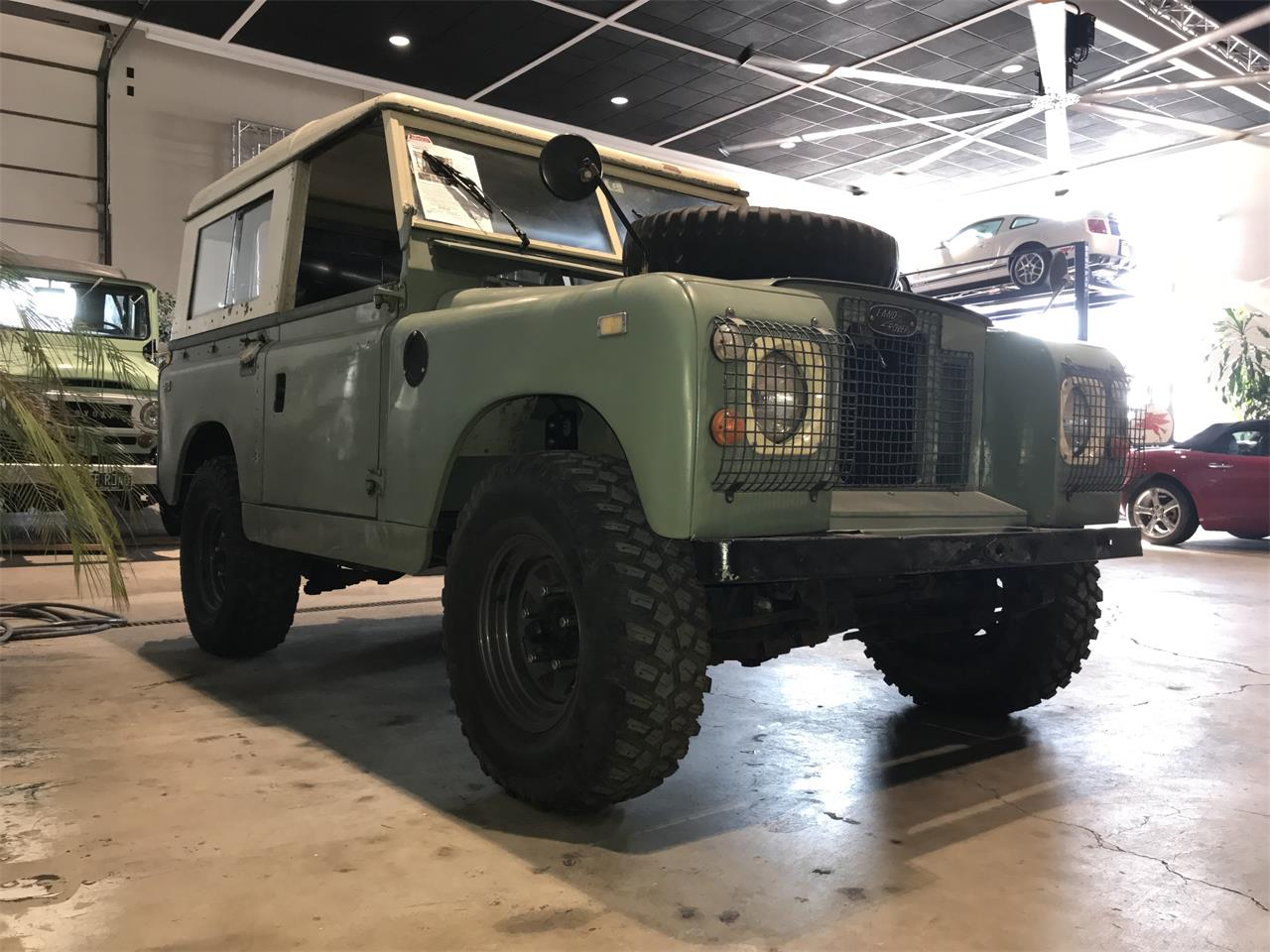 Large Picture of '68 Series II 88 - PXDB