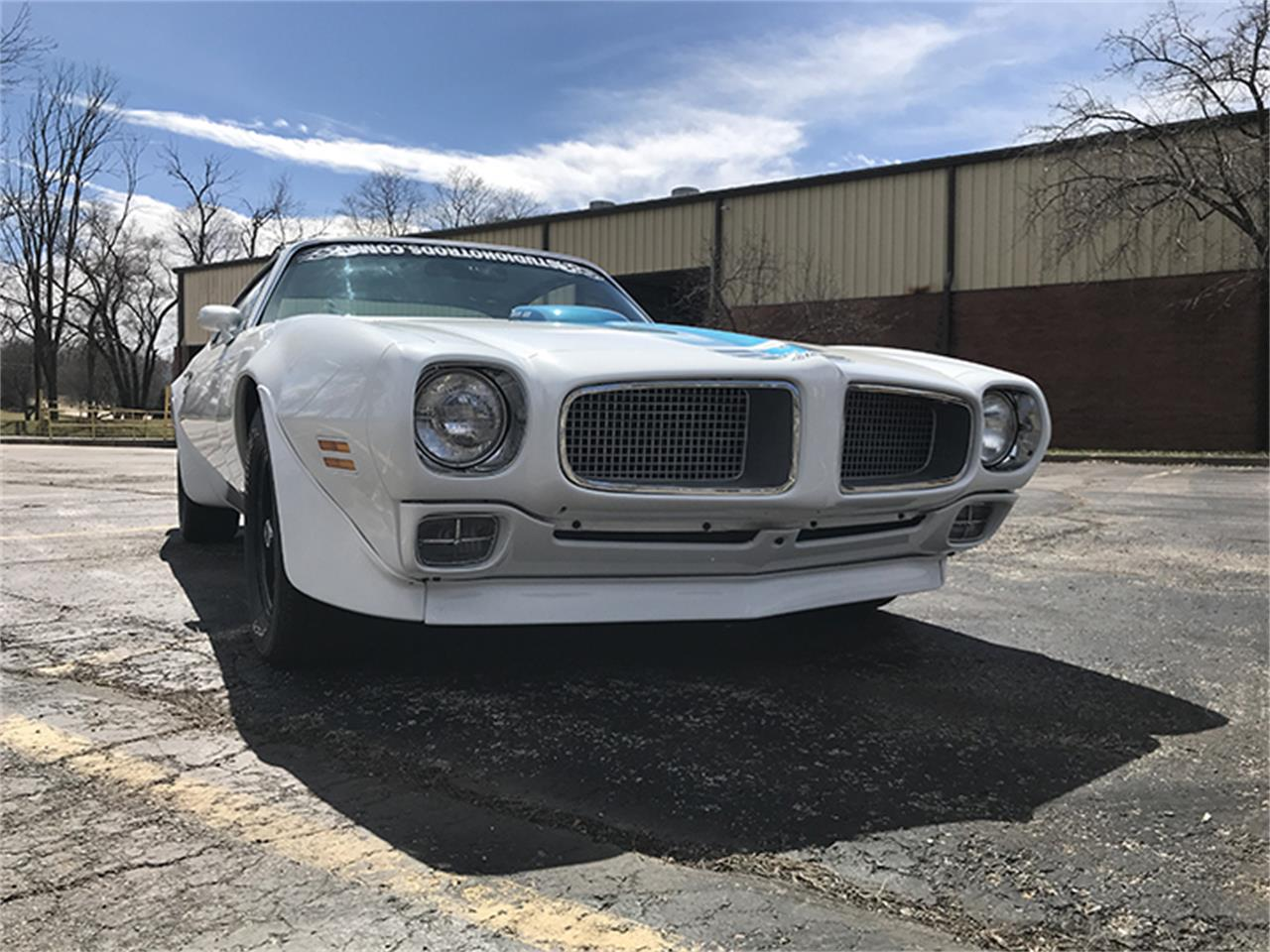 Large Picture of '70 Firebird Trans Am - PXDS