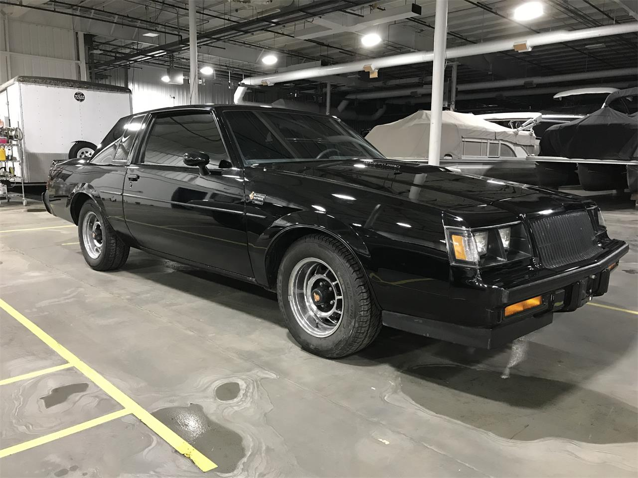 Large Picture of '87 Grand National - PXDV