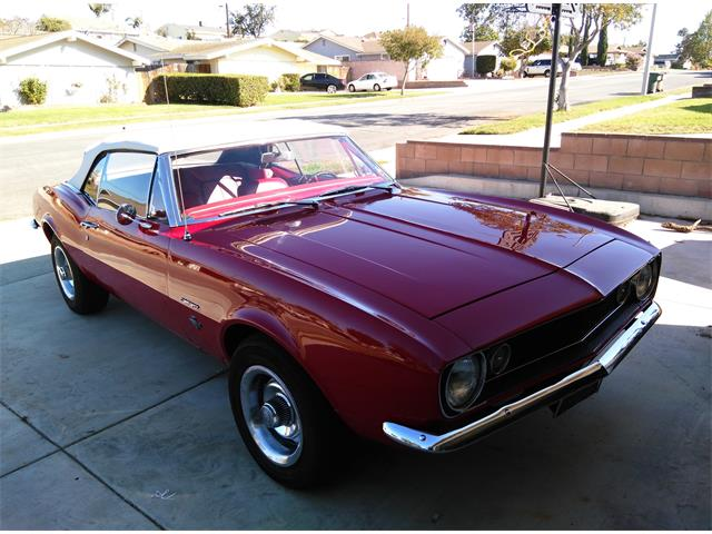 Picture of '67 Camaro - PXE6