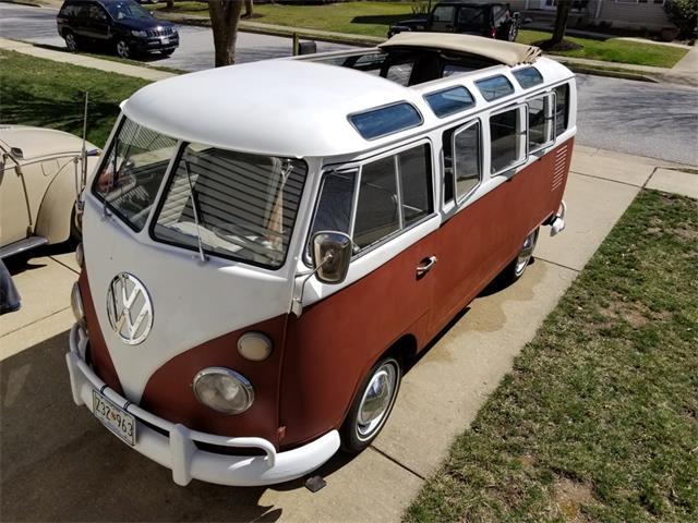 7d22f7a4912d87 Classic Volkswagen Bus for Sale on ClassicCars.com