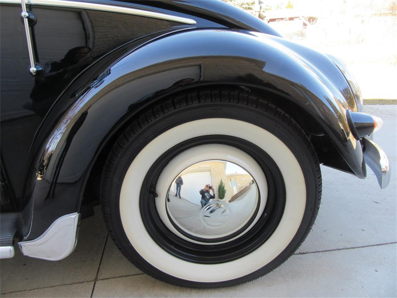 Large Picture of Classic '57 Volkswagen Beetle located in Auburn Indiana - PXFM
