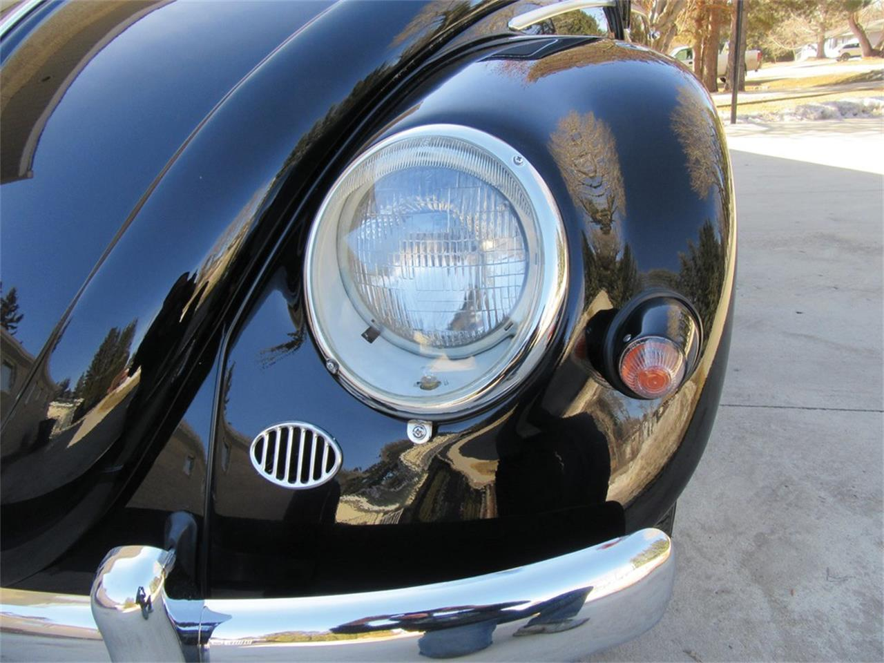 Large Picture of Classic 1957 Volkswagen Beetle Auction Vehicle Offered by RM Sotheby's - PXFM