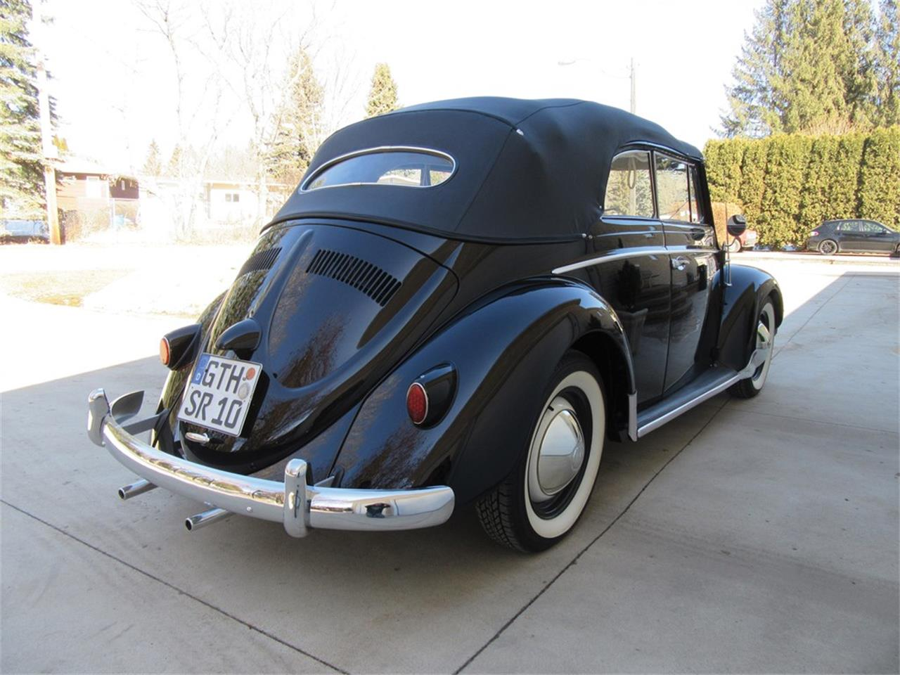Large Picture of Classic '57 Volkswagen Beetle located in Indiana - PXFM
