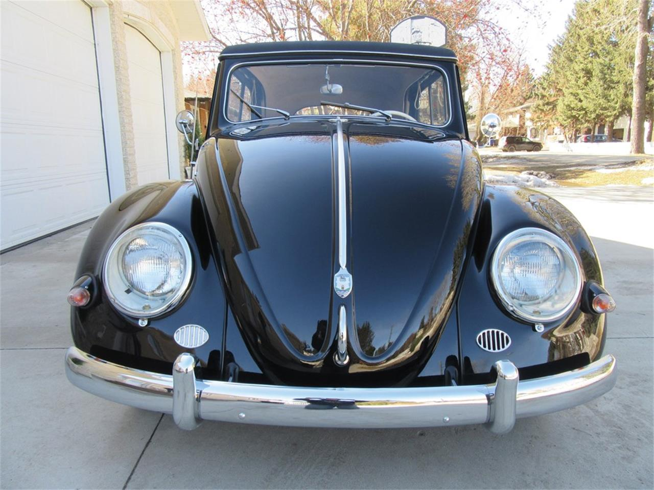 Large Picture of 1957 Volkswagen Beetle located in Indiana Offered by RM Sotheby's - PXFM