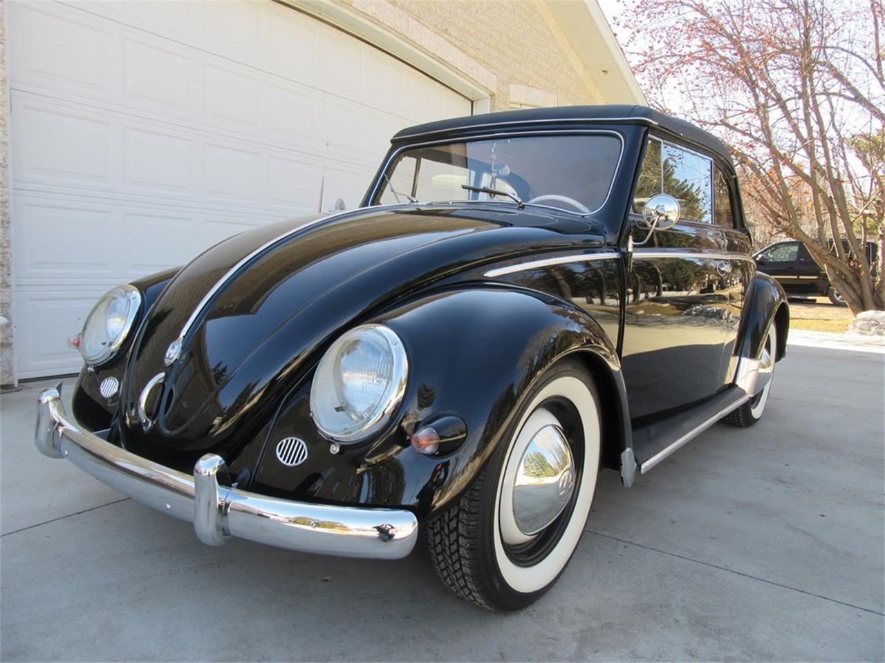 Large Picture of Classic '57 Volkswagen Beetle Auction Vehicle - PXFM