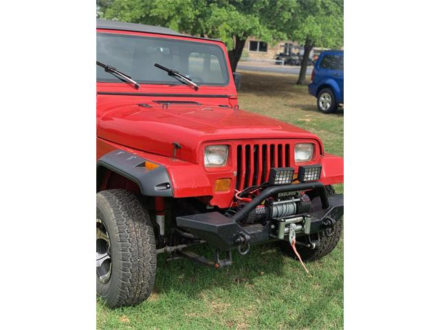 Picture of '89 Wrangler - PXFN