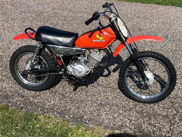 Picture of '74 Motorcycle - PXFZ