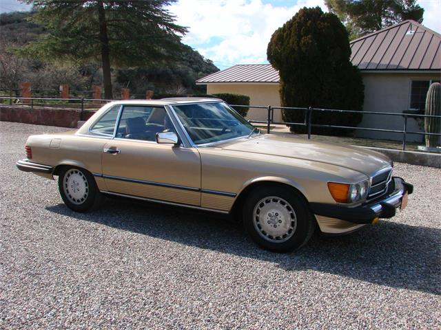 Picture of '86 560SL Auction Vehicle Offered by  - PXG6