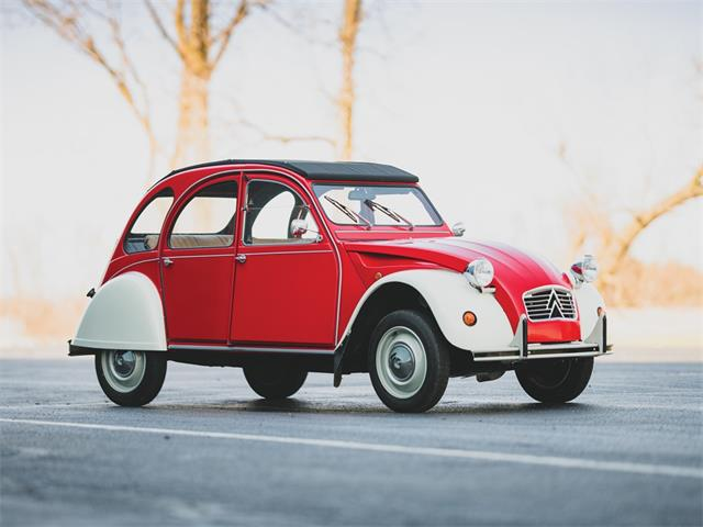Picture of 1975 Citroen 2CV located in Auburn Indiana Auction Vehicle - PXG9