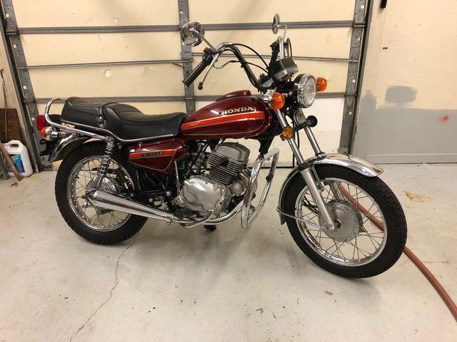 Picture of '79 Motorcycle - PXGA