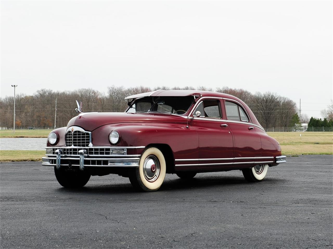 Large Picture of '48 Custom Eight - PXGC