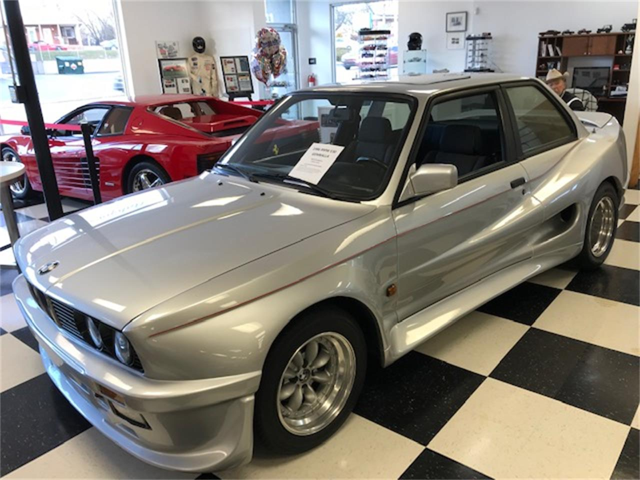Large Picture of '86 3 Series - PXGF