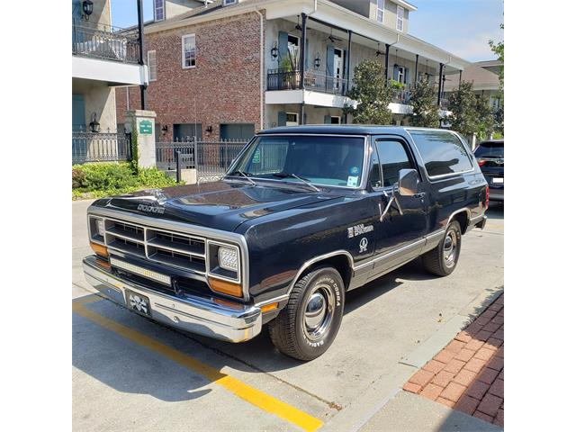 Picture of 1987 Dodge Ramcharger located in Louisiana - PQOG