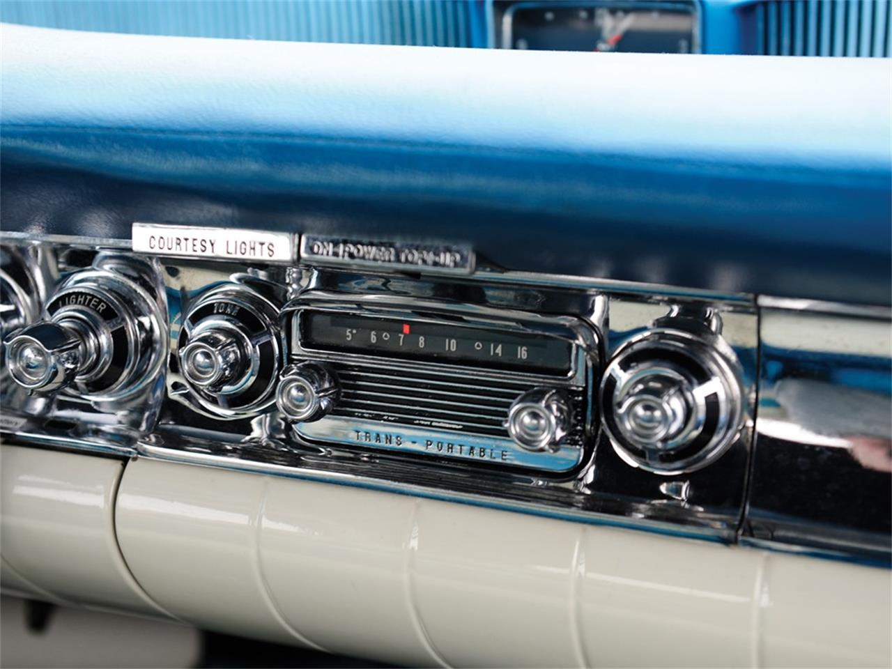Large Picture of Classic '58 Oldsmobile Dynamic 88 located in Indiana Auction Vehicle Offered by RM Sotheby's - PXGU