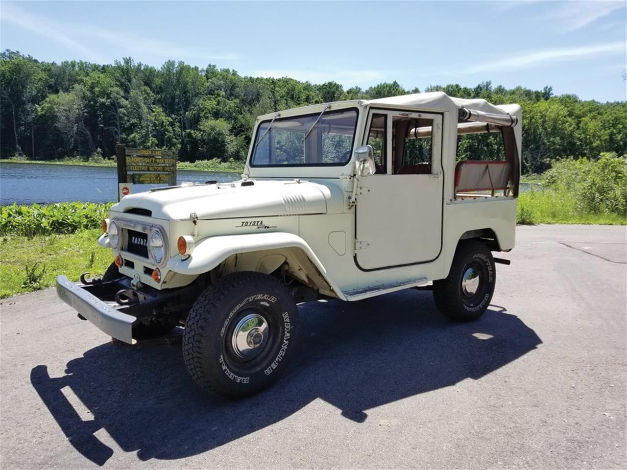 Large Picture of '67 Land Cruiser FJ - PXGZ