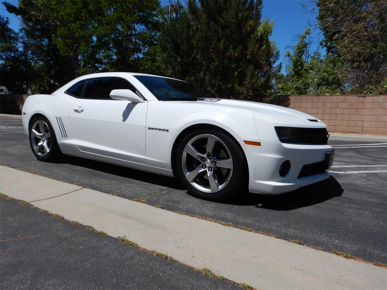 Large Picture Of 11 Camaro Ss Pxhj