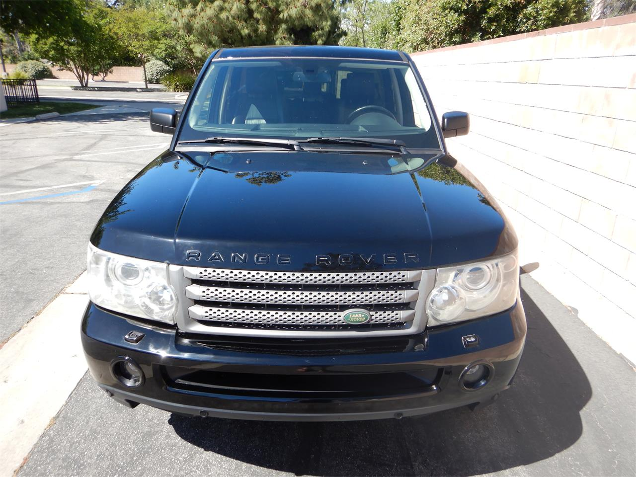 Large Picture of '08 Range Rover Sport - PXHL