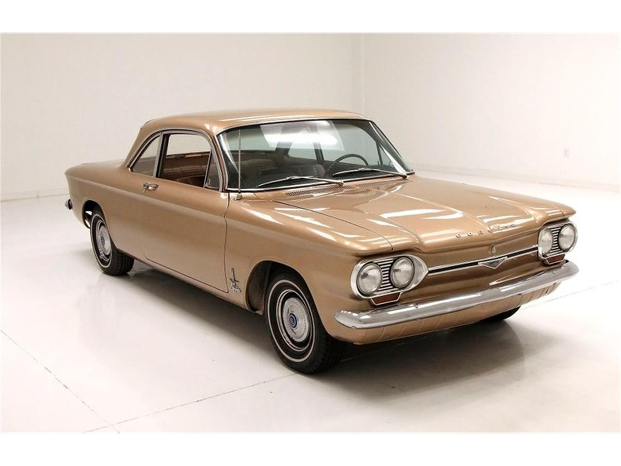 Large Picture of '64 Corvair - PXHU