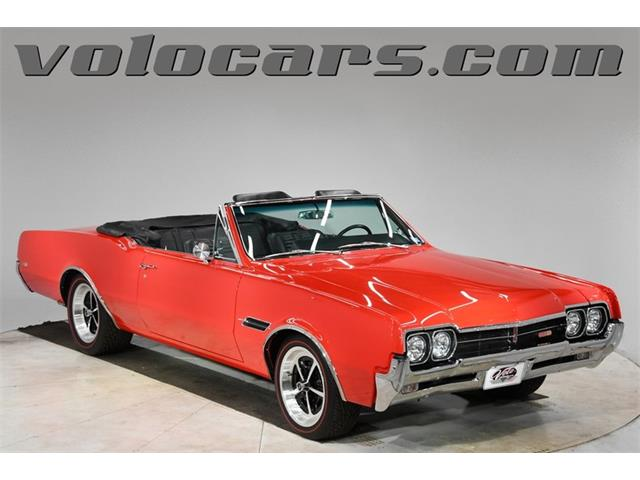 Picture of Classic '66 Oldsmobile 442 located in Volo Illinois - $104,998.00 Offered by  - PXIA