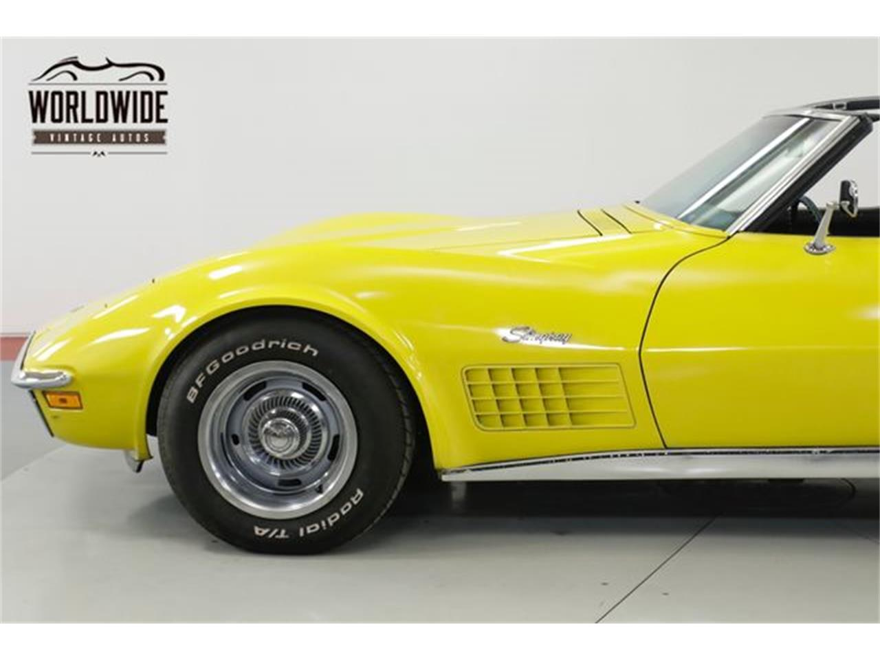 Large Picture of '72 Corvette - PXIB