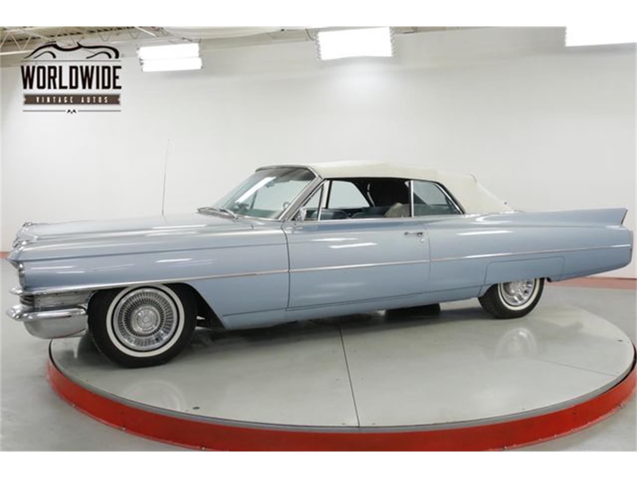 Large Picture of '63 DeVille - PXIC