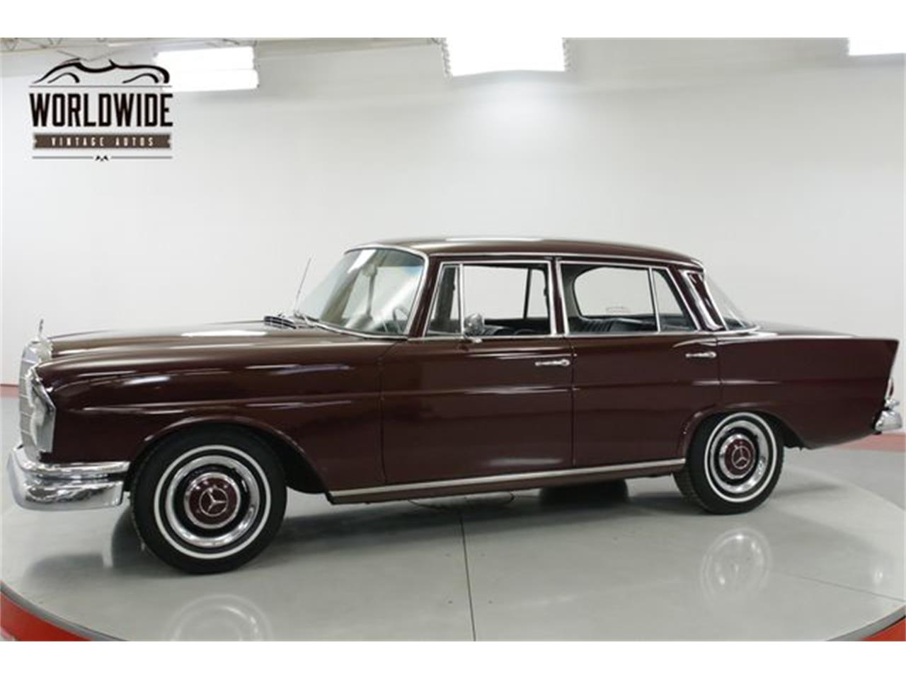Large Picture of '66 230 - PXID