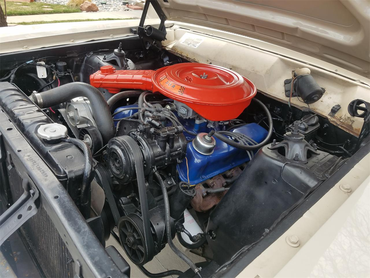 Large Picture of '66 Ranchero - PQON