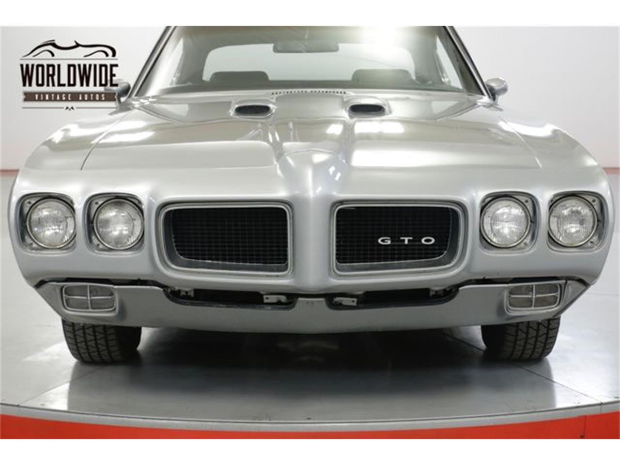 Large Picture of '70 GTO - PXII
