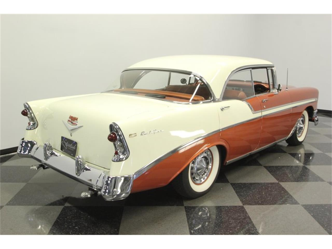 Large Picture of '56 Bel Air - PXIJ