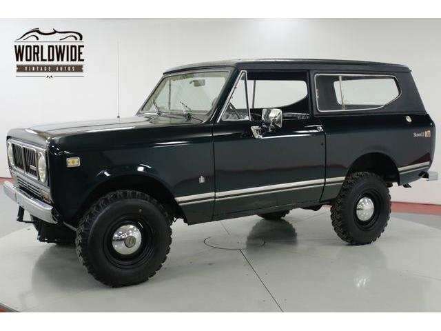 Picture of '73 Scout - PXIU