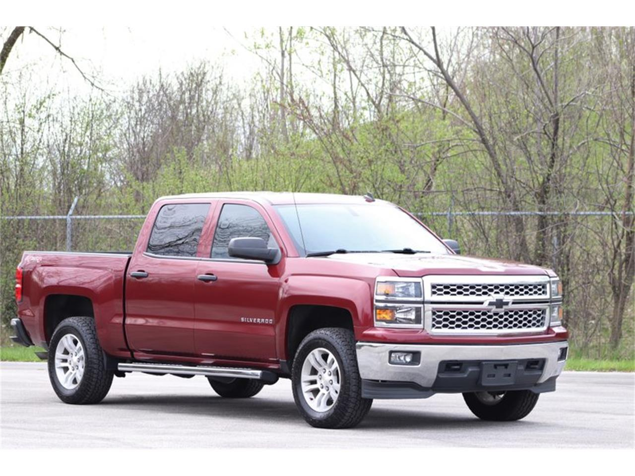 Large Picture of '14 Silverado - PXIV