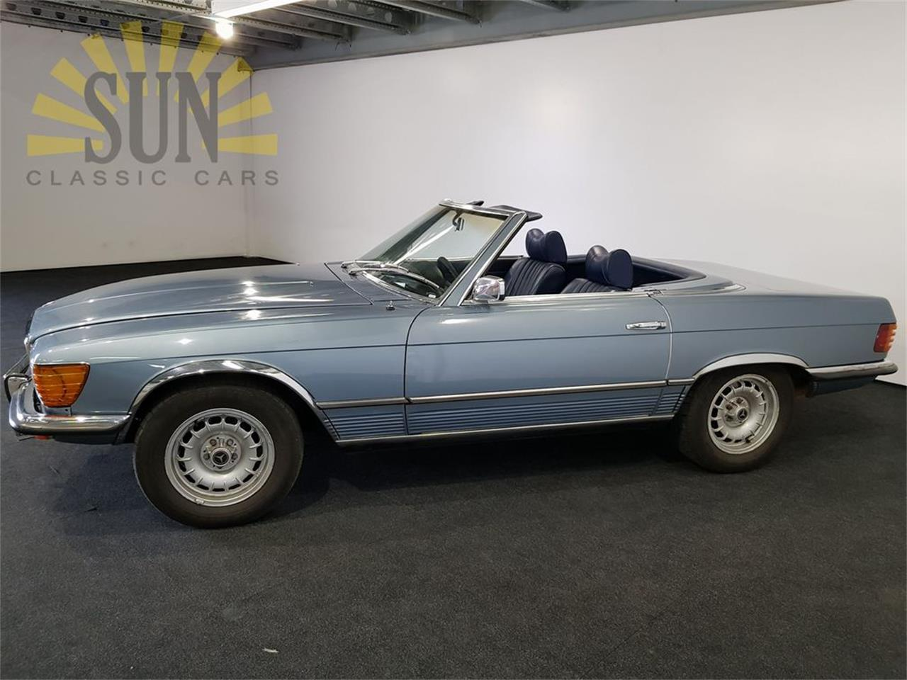 Large Picture of Classic '73 Mercedes-Benz 450SL located in noord brabant Offered by E & R Classics - PXJ6