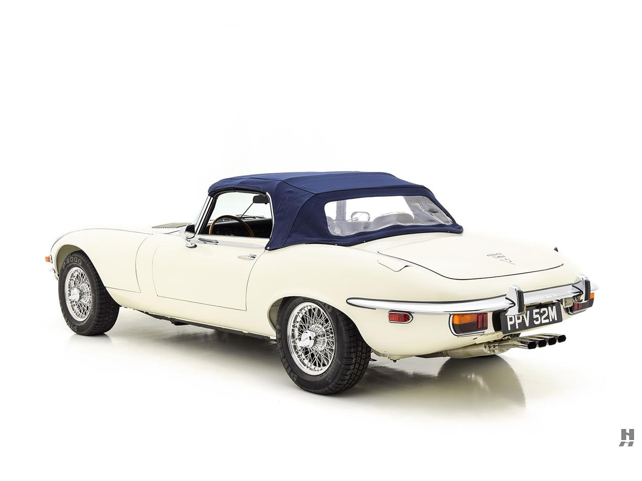 Large Picture of 1974 Jaguar XKE located in Saint Louis Missouri - $172,500.00 Offered by Hyman Ltd. Classic Cars - PXJ7