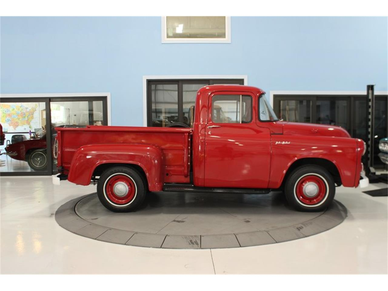 Large Picture of '55 Truck - PXJD