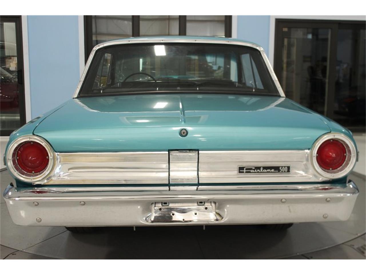 Large Picture of '63 Fairlane - PXJE