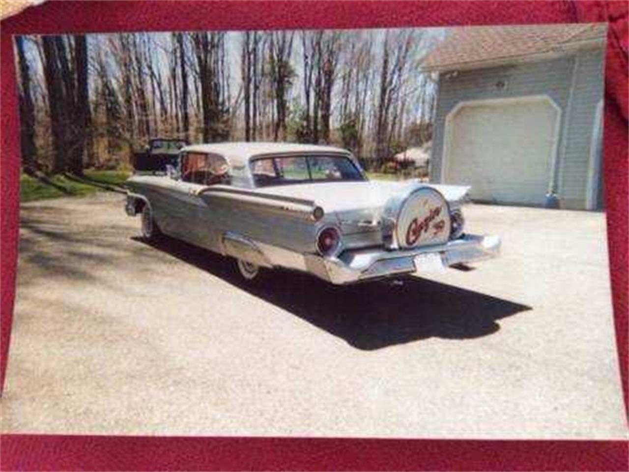 Large Picture of Classic '59 Ford Galaxie 500 Offered by Auto Market King LLC - PXJJ