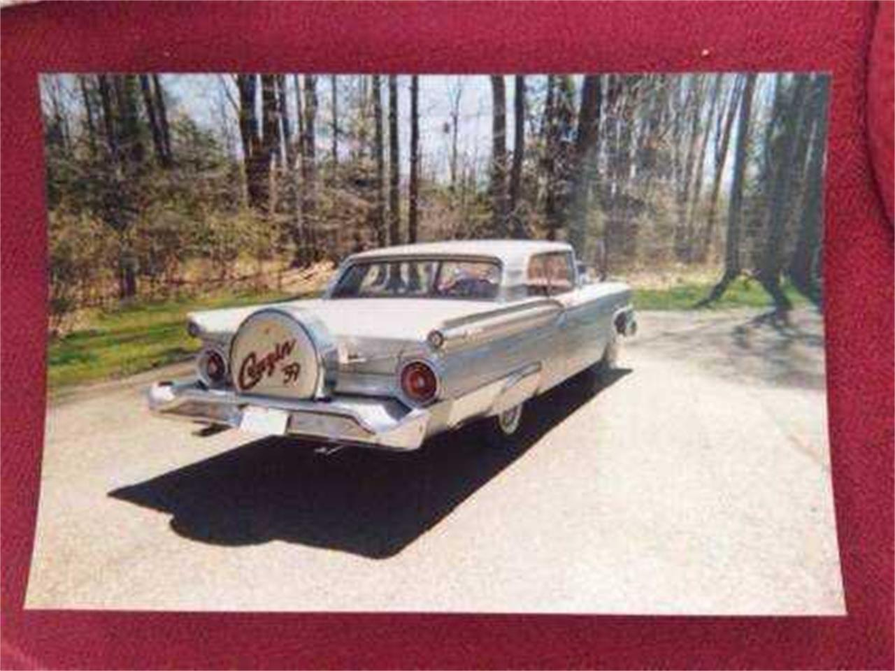 Large Picture of Classic '59 Galaxie 500 - PXJJ