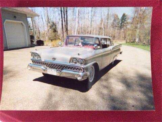 Picture of Classic '59 Ford Galaxie 500 located in New York - PXJJ