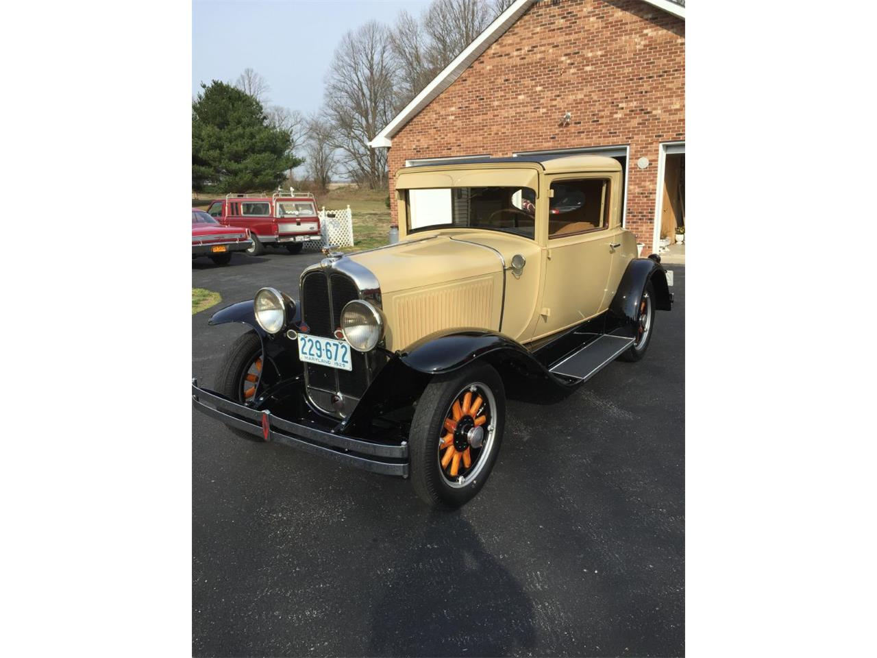 Large Picture of '29 Coupe - PXJQ