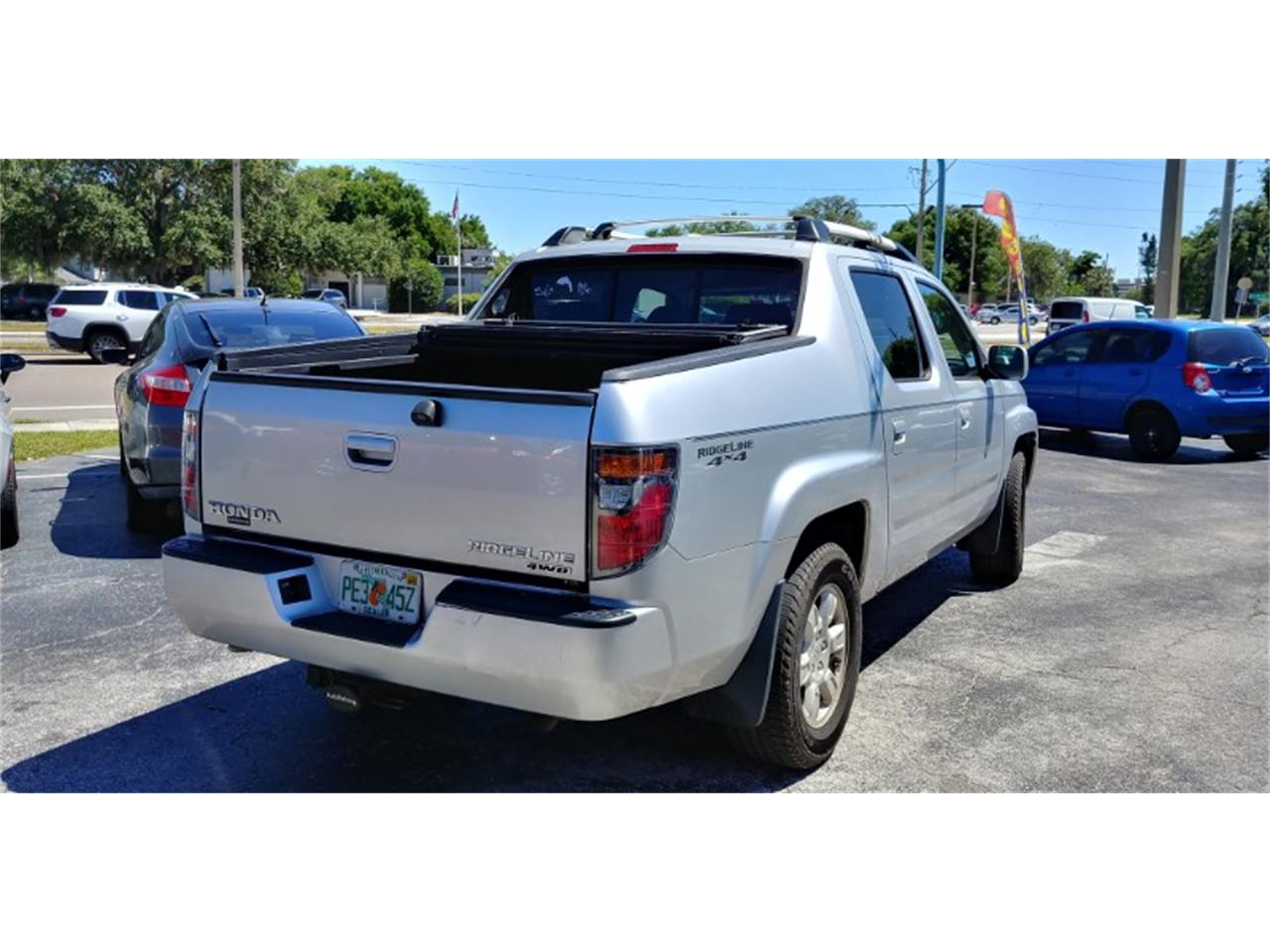 Large Picture of 2007 Honda Ridgeline located in Florida Offered by Seth Lee Auto Sales - PXK5