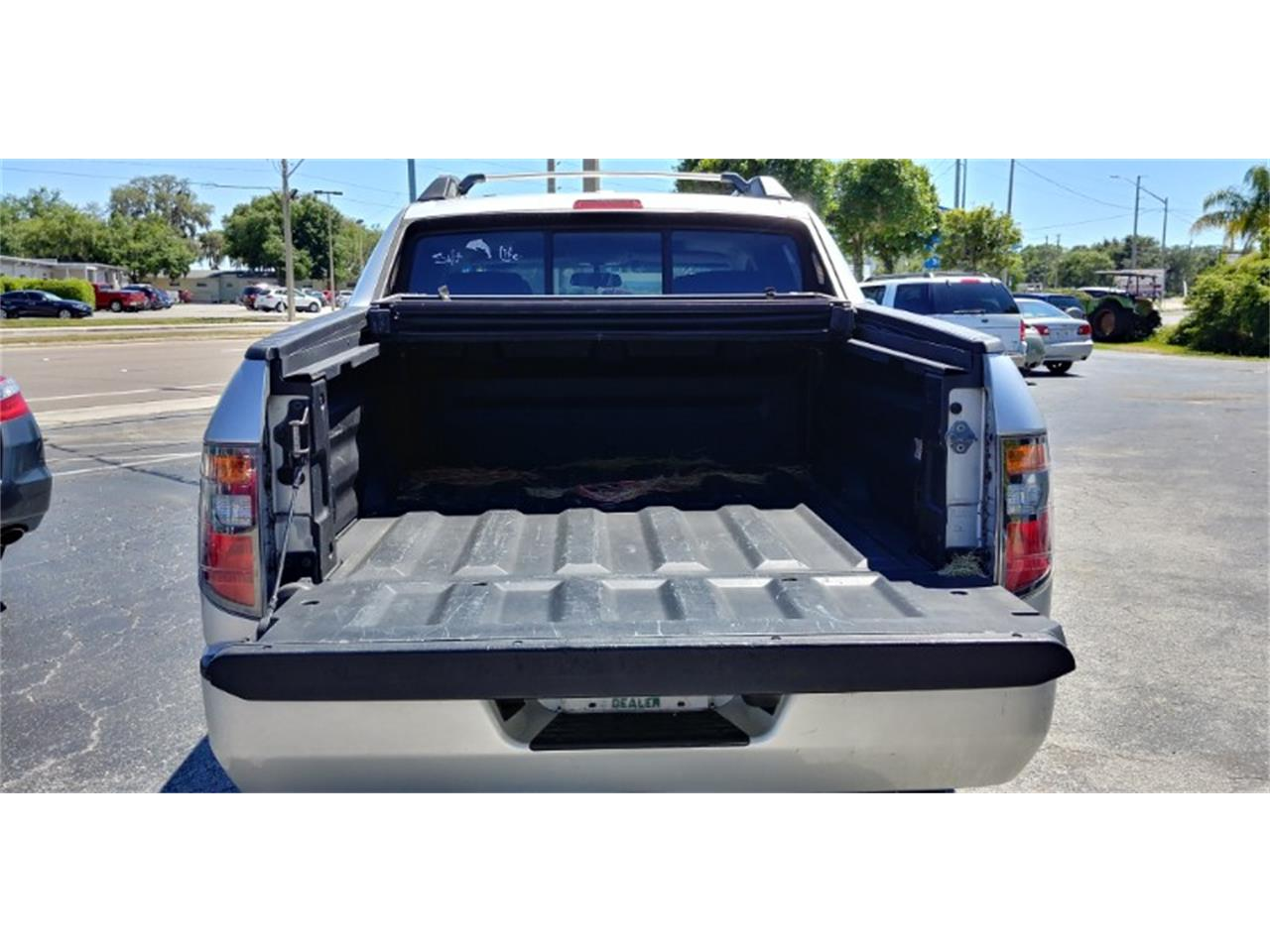 Large Picture of '07 Ridgeline located in Tavares Florida - PXK5