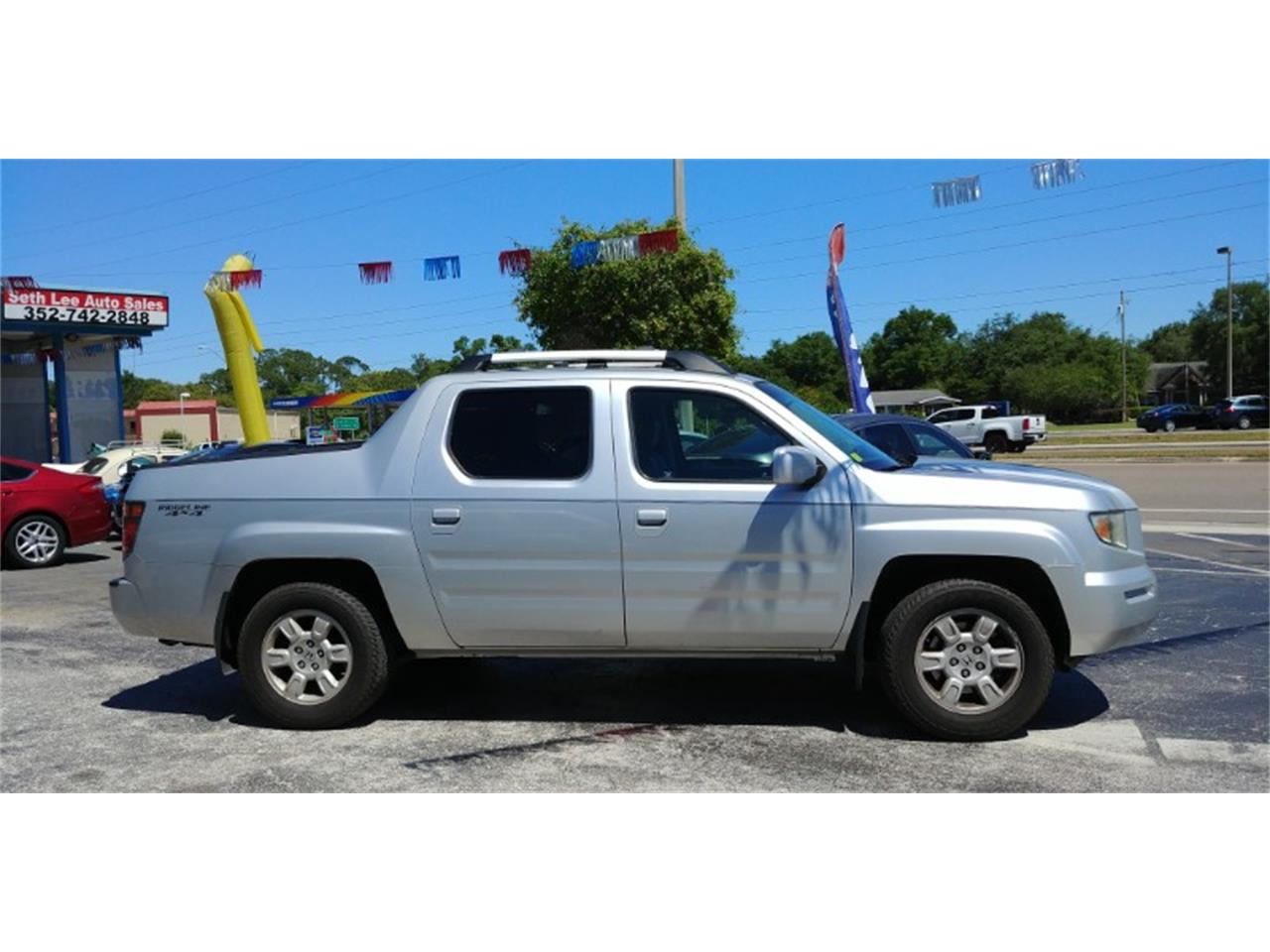 Large Picture of 2007 Ridgeline - $9,577.00 - PXK5