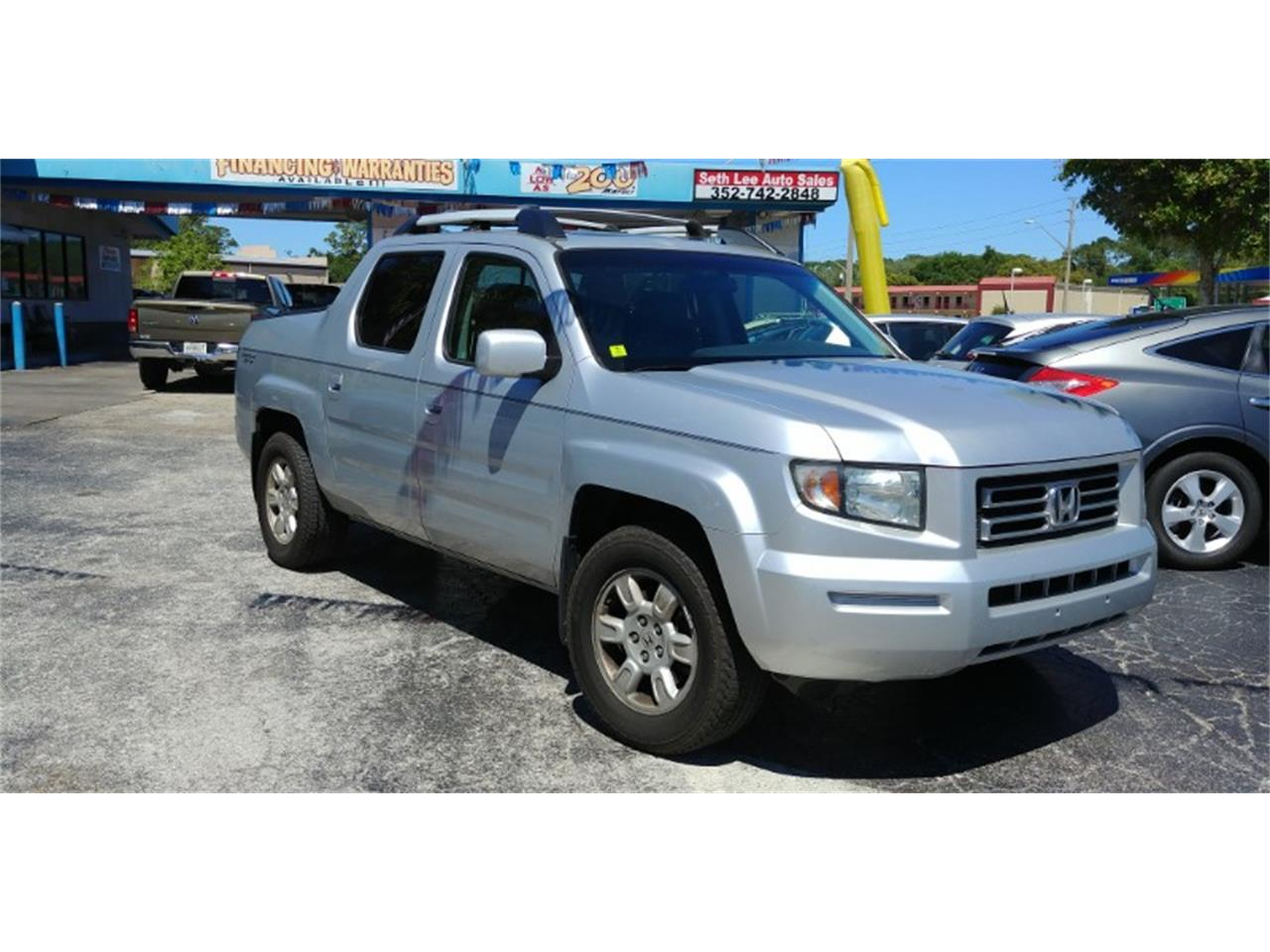 Large Picture of 2007 Honda Ridgeline located in Tavares Florida - $9,577.00 Offered by Seth Lee Auto Sales - PXK5