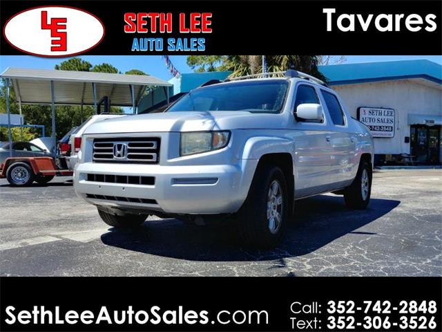 Picture of 2007 Honda Ridgeline located in Tavares Florida - $9,995.00 Offered by  - PXK5