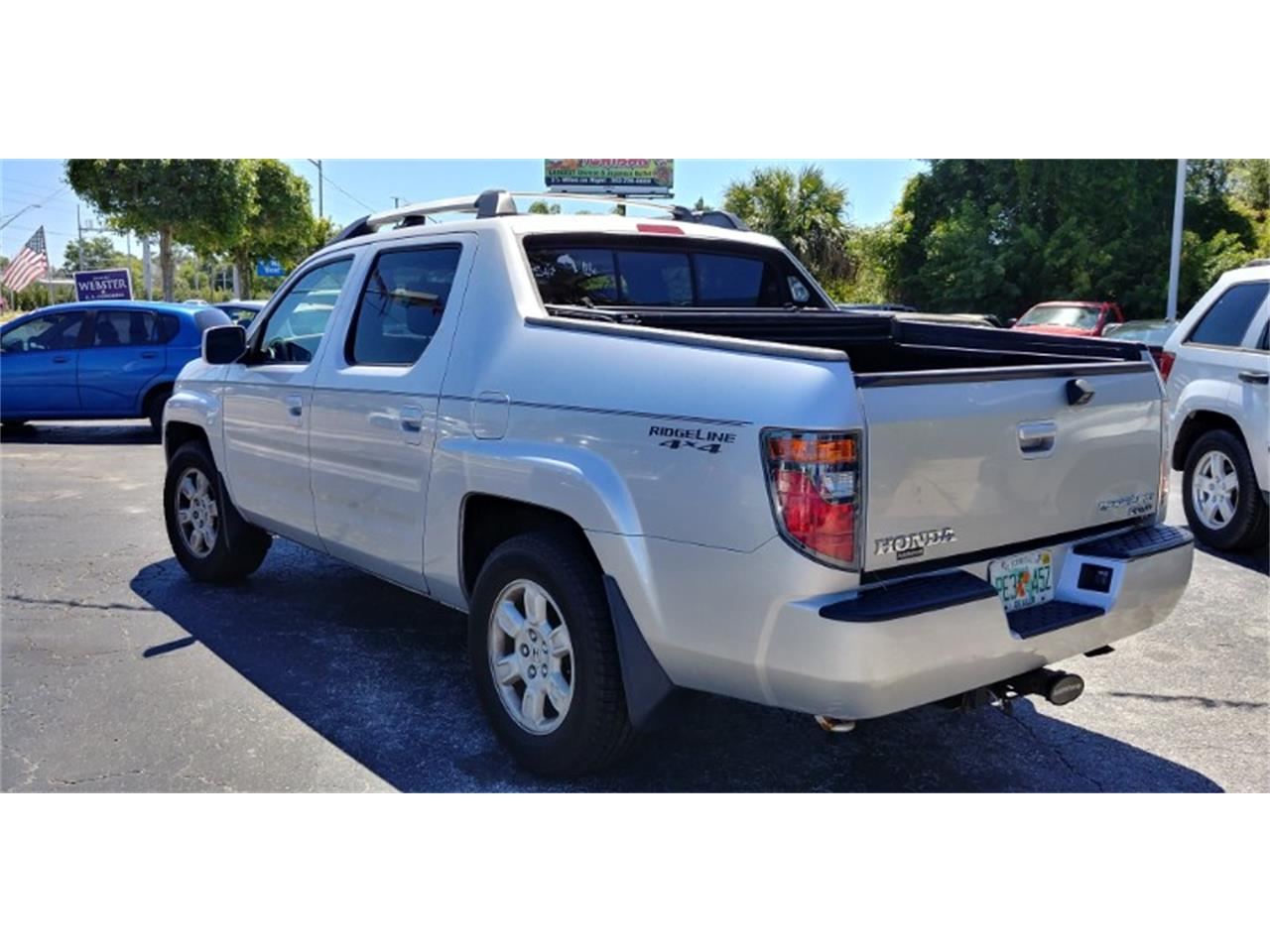 Large Picture of '07 Honda Ridgeline located in Tavares Florida - PXK5