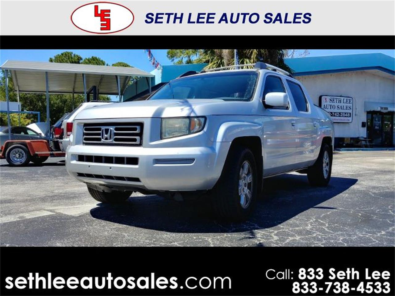 Large Picture of 2007 Honda Ridgeline located in Tavares Florida - PXK5